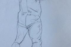 10 minute sketch.