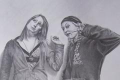 Zena and Kristal